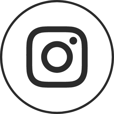 Circle Black Instagram