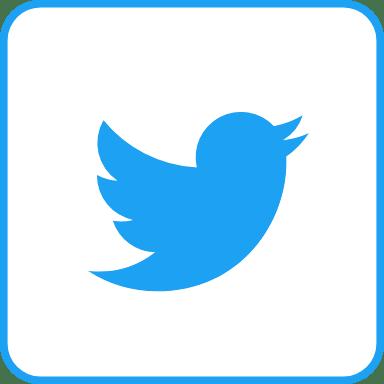 Edged Blue Twitter