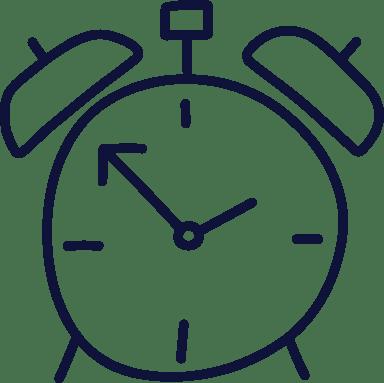 Plain Alarm Clock
