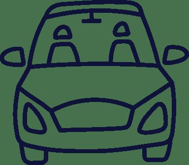 Plain Small Car