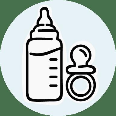 Basic Baby Bottle