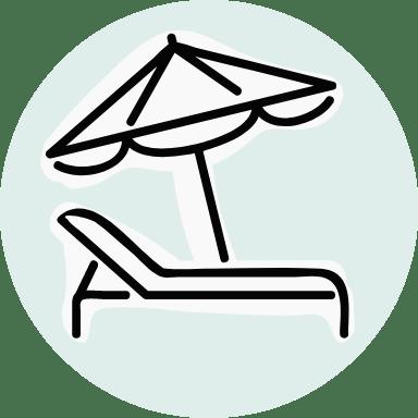 Basic Beach Chair