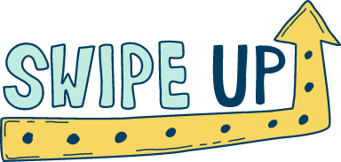 Swipe Up & Arrow