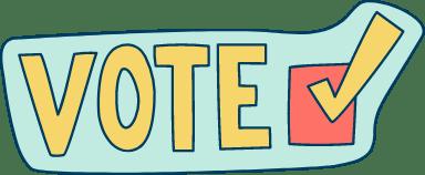 Vote & Checkmark