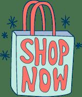 Shop Now Bag