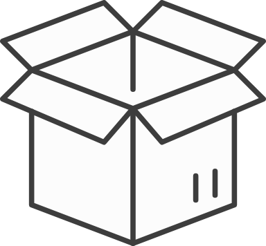Open Carboard Box