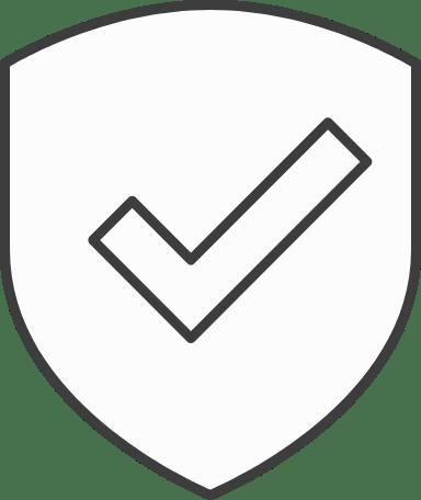 Check Mark Shield