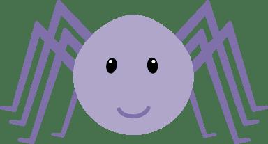 Cheerful Spider
