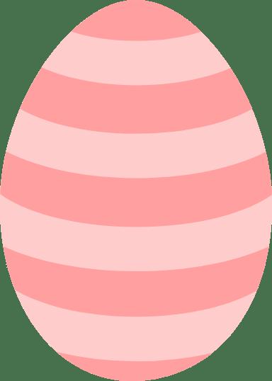 Striped Egg