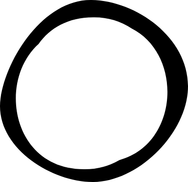 Rough Doodly Circle