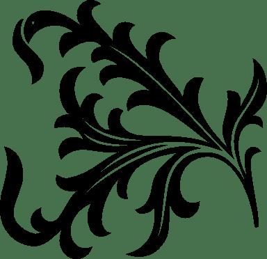 Leafy Stem Left