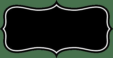 Dark Sculpted Badge