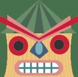 Vigilant Tiki Mask