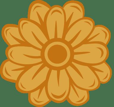 Ruffled Marigold