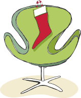 Chair & Stocking