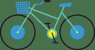 Bicycle & Basket