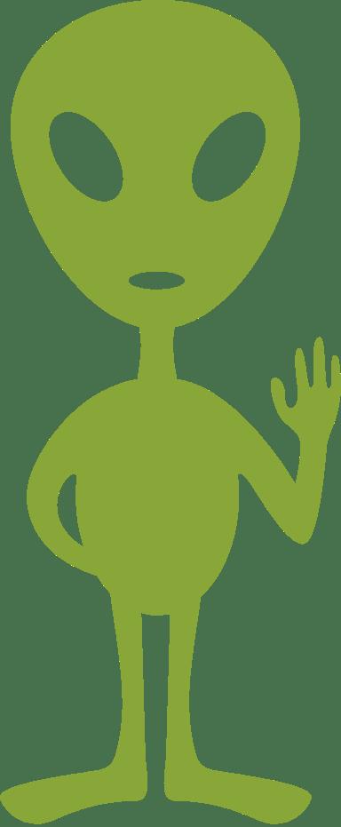 Friendly Alien