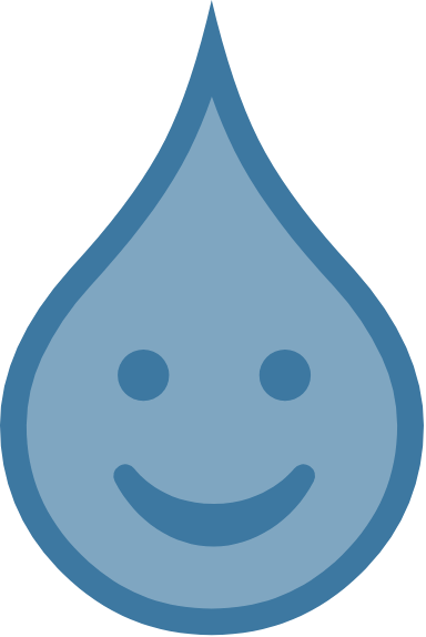 Smiling Drop