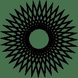 Pronged Spirograph