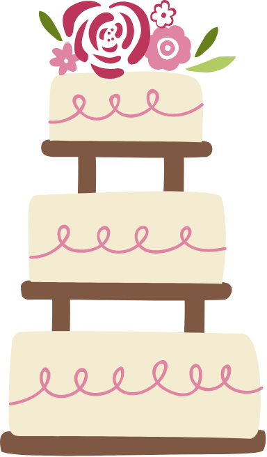 Wedding Cake 3-Tier