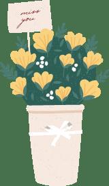 Miss You Bouquet