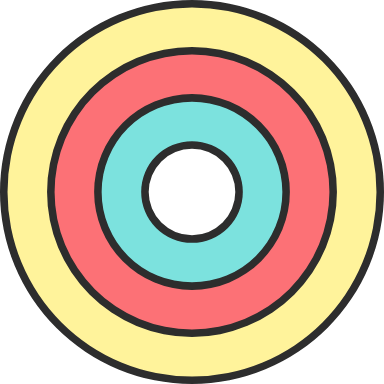 Concentric Donut