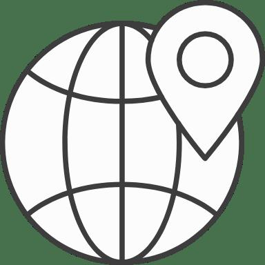 Globe & Point