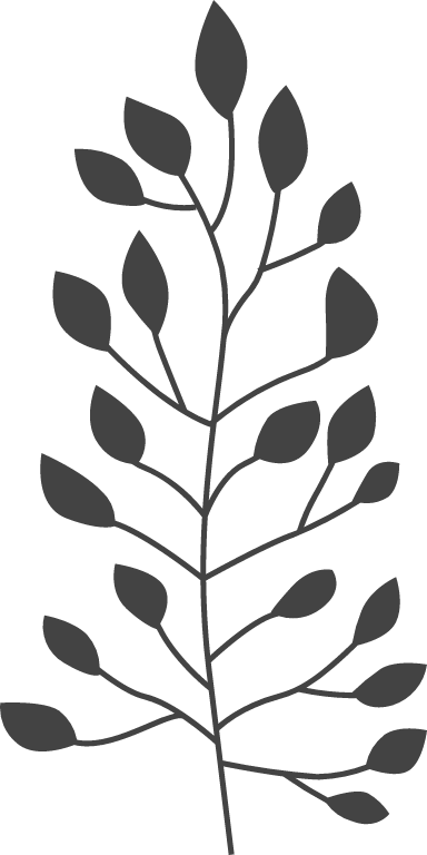 Nordic Leafy Twig