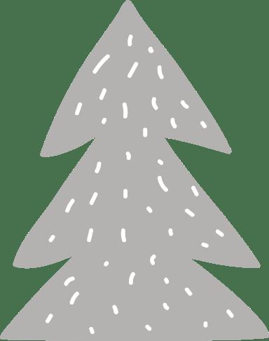 Nordic Jagged Tree