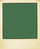 Ancient Polaroid Frame