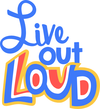 Live Out Load Text