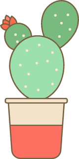Potted Prickly Pear