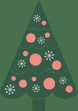 Embellished X-Mas Tree