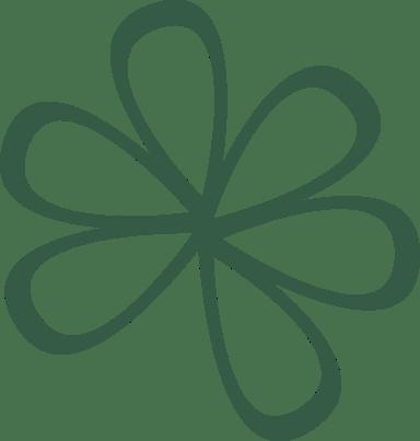 Flowery Bow