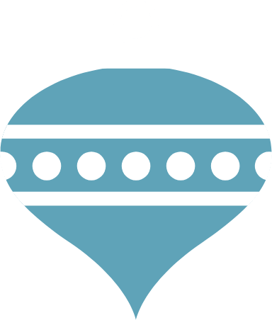 Teardrop Ornament