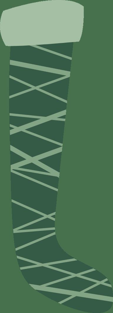 Zigzag Stocking