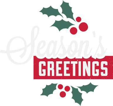 Holly Greetings