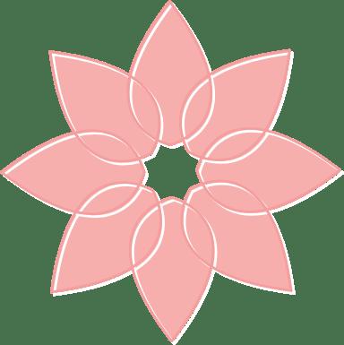 Pointed Petal Flower