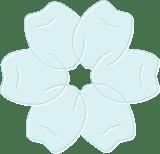 Six-Petal Flower