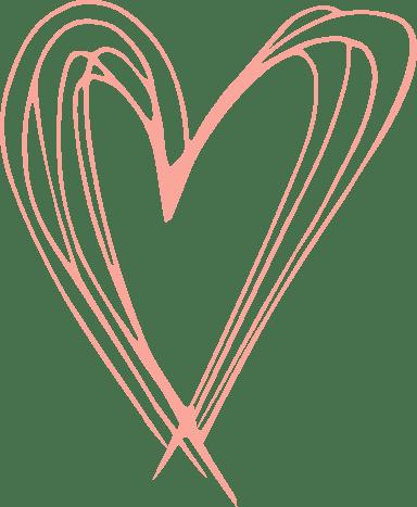 Scrawled Heart