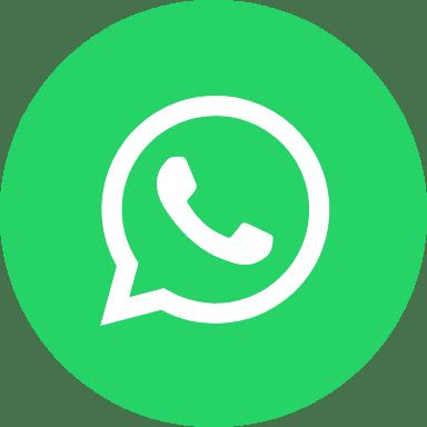 Round WhatsApp