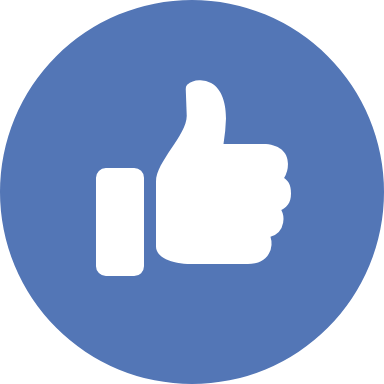 Thumbs Up in Circle