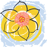 Painted Daffodil
