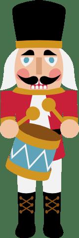 Nutcracker Drummer
