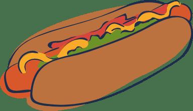 Hot Dog & Relish