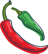 Red & Green Chiles