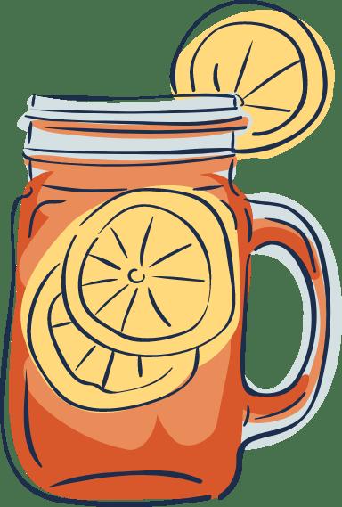 Iced Tea Jar