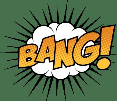 Cartoon Bang!