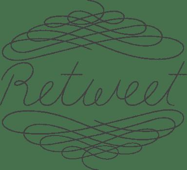 Retweet Sticker