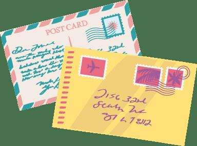 Souvenir Letters